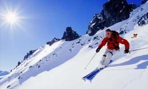 RFID Readers Ski Resport