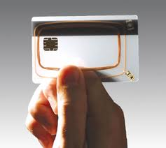 Contactless ID Card with Gen 2