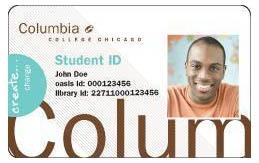 University Student ID Card