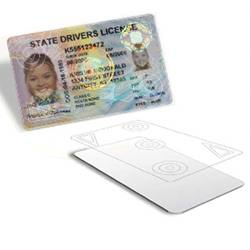 Government ID Card Smart Card Applications