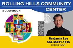 Member ID Card