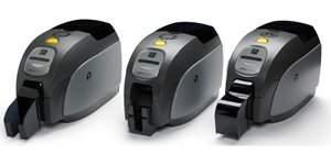 Enhanced Zebra ZXP Series 3 ID Card Printer