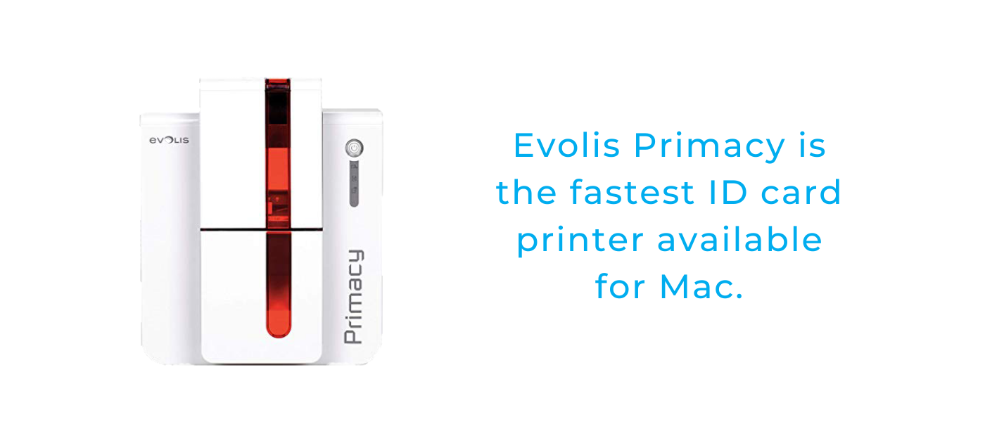 Evolis Primacy for Mac